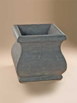 Square Oswego Planter