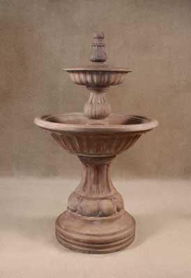 Estate 2-Tier Fountain