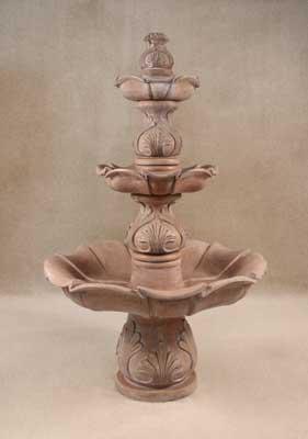 Saratoga Fountain