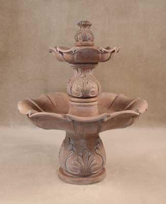Siena Fountain