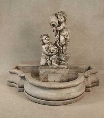 Gemini Fountain