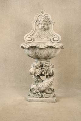 Viareggio Wall Fountain