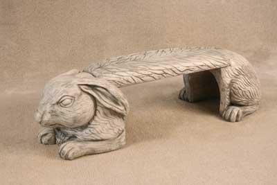 Rabbit Bench