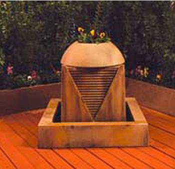 Saucer Fountain