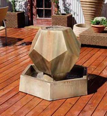 Twelve-Sided Fountain